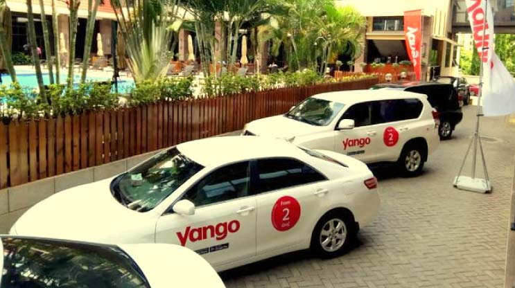 Yango Ghana, Download Links